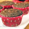 Antioxidant Muffins (Chocolate, Orange, and Kale!)