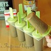Coconut Curry Fudge Pops (Vegan)