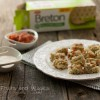 Gluten Free Mozzarella Bites #Sponsored #RecipeRedux