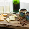 Wine and Cheese Paired Blue Diamond Almonds #Ad #Sponsored