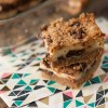 Chocolate Chip Cookie Cheesecake Bars + a Giveaway