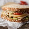 Loaded Turkey, Avocado, and Mushroom Sandwich + Lightlife Giveaway