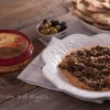Olive Tapenade and Red Pepper Hummus Dip