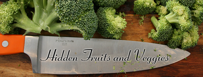 Hidden Fruits and Veggies