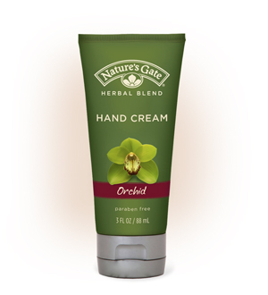 Nature's Gate Orchid Hand Cream