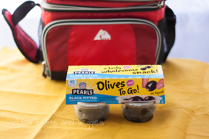 Pearls Olives to Go Giveaway