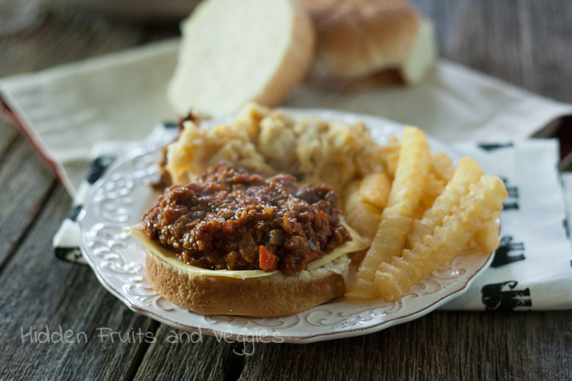 Homemade Manwich (Sloppy Joe Sauce)